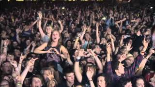 The Cure - Friday I'm In Love Live @ Reading and Leeds Festival 2012 - HQ Video