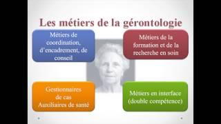 """Présentation du Master - Parcours """"Expertise en Gérontologie"""""""