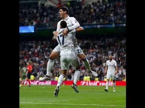 Real Madrid vs Legia 5 1 All Goals & Highlights 18.10.2016