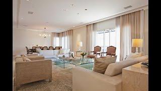 Apartamento duplex em condomínio neoclássico com apenas 12 anos. São 825 m² projetados pelo renomado arquiteto Roberto...