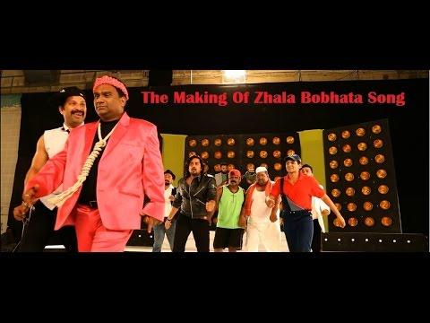 The Making Of Zhala Bo Bo Bo Bobhata Song