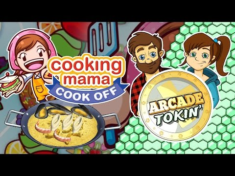 Raging In Cooking Mama: Cook Off!