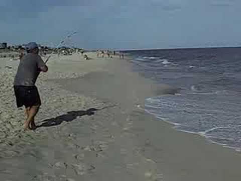 Fire Island, NY Bluefish – Aug 2008