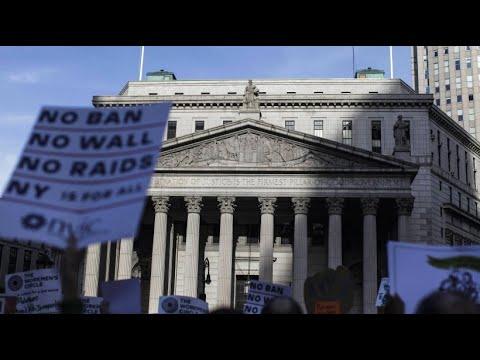 Oberstes US-Gericht gibt Trump bei Einreiseverbot R ...