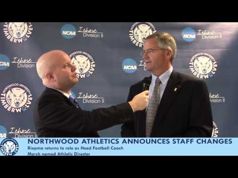 Northwood Athletic Staff Changes Press Conference