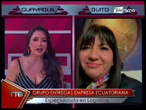 Grupo Entregas Empresa Ecuatoriana especializada en logística