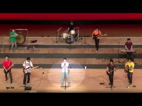 第40回高尾幼稚園チャリティー音楽会パパバンド演奏LIFE~目の前の向こうへ~(午後)