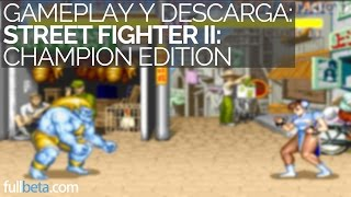 Street Fighter II – Champion Edition videosu