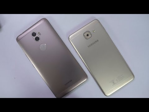 Samsung J7 Max vs Gionee A1 Plus Speed Test