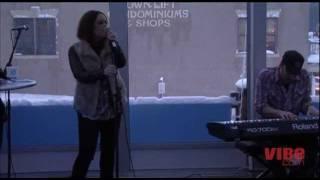 <b>Dana Parish</b> Performs Live On The HB DECK  Sundance Film Festival