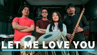 DJ Snake | Let Me Love You ft. Justin Bieber (cover) | Abin Shakya feat. Palsang Lama