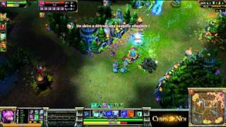 (HD068) 5c5 Régicide -part 4- League Of Legends Replay [FR]