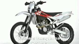 8. 2012 Husqvarna CR 125 Details and Review
