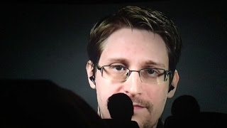 Snowden Live Stream Event | September 14th