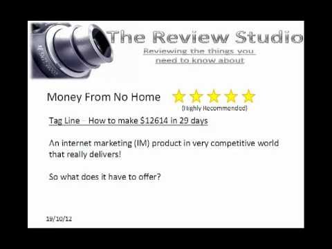 Make Money Online VIDEO REVIEW
