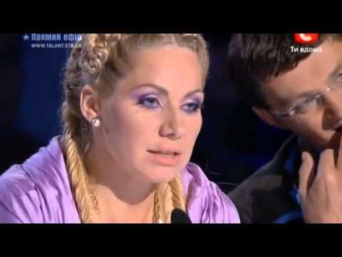 Скандал на СТБ в прямом эфире шоу Украина мае талант 3 (видео)