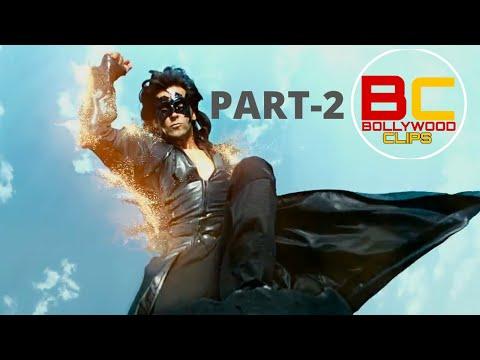 Krrish Vs Kaal Fight Scene Part 2 || Krrish 3 Clips In 1080p || Hrithik Roshan , Priyanka Chopra .