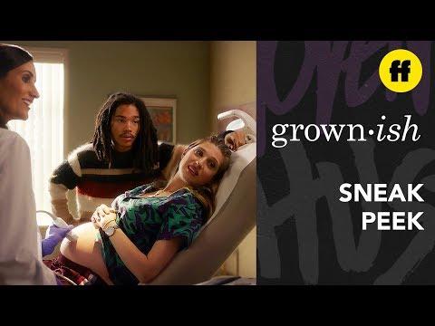 grown-ish Season 3, Episode 5 | Sneak Peek: Nomi's First Ultrasound | Freeform