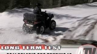 8. ATV Television - 2011 Polaris Sportsman 850 Touring LE Long Term Test