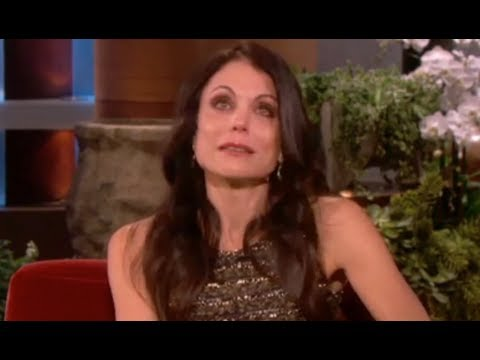Bethenny Frankel Breaks Down About Divorce On Ellen