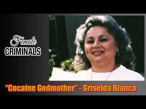 "True Crime All Time - Female Criminals - Ep #1 - ""Cocaine Godmother"" - Griselda Blanco (Part 01)"