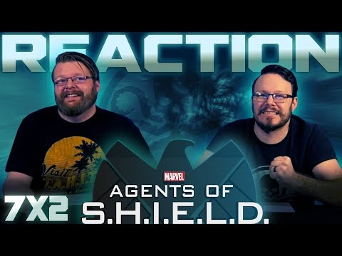 """Agents of Shield 7x2 REACTION!! """"Know Your Onions"""""""