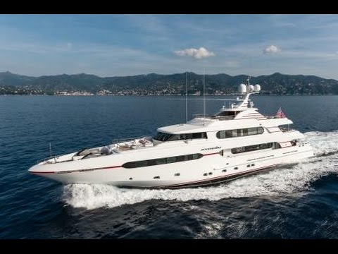"Sunrise Yachts introduces new 45m yacht ""Atomic"" at FLIBS 2014"