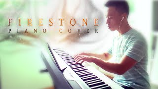 Video Kygo ft. Conrad Sewell - Firestone (piano cover by Ducci, lyrics) MP3, 3GP, MP4, WEBM, AVI, FLV Juli 2018