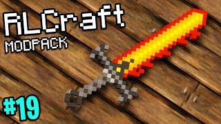 Minecraft's Most Powerful Sword (RLCraft Modpack #19)