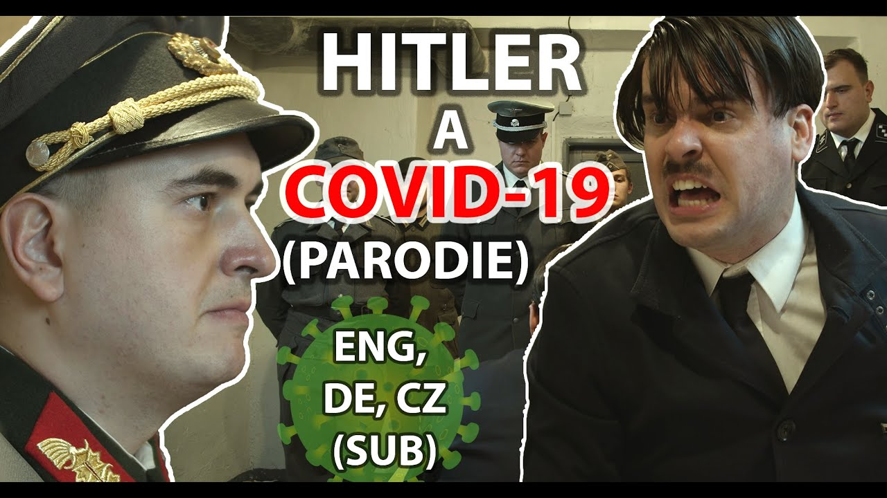 Hitler and COVID-19 (PARODY)