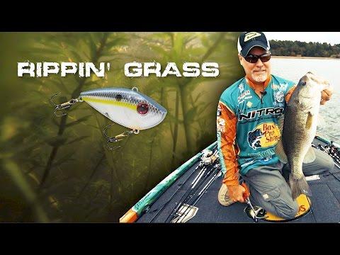 Find and Trigger Grass Bass With Lipless Crankbaits_Horgászat videók