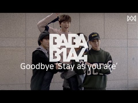 [BABA B1A4 2] EP.20 Goodbye 'Stay as you are'