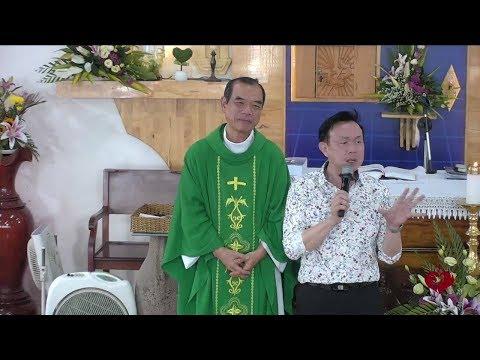 GDTM - Bài giảng Lòng Thương Xót Chúa ngày 3/3/2019