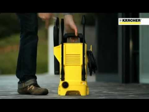 Karcher авто мойка минимойка K 2
