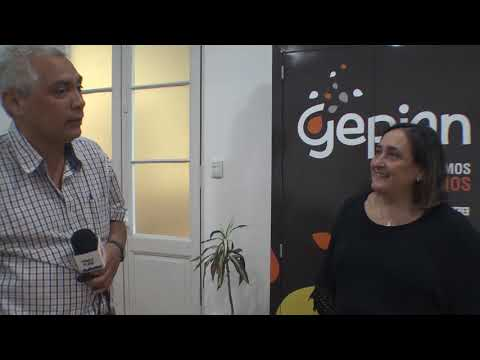 La incubadora de empresas GEPIAN realizó el lanzamiento de una nueva iniciativa.