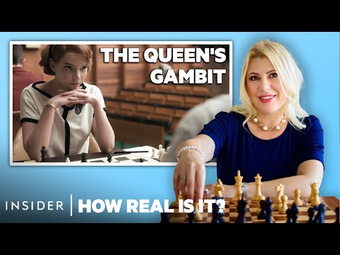 Chess Grandmaster Rates 7 Chess Scenes In Movies And TV | How Real Is It?
