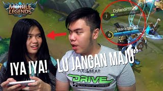 Video KETIKA PUNYA ADIK CEWE MAIN ML JUGA ! - Mobile Legends Indonesia #7 MP3, 3GP, MP4, WEBM, AVI, FLV Oktober 2017