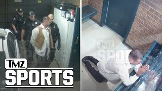 Chad Kelly Is Distraught While In Holding Cell   TMZ Sports