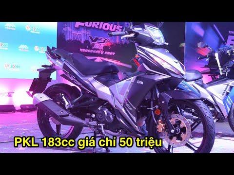 SYM bất ngờ ra mắt Côn tay PKL SYM VF3i 185 2018 giá chỉ 50 triệu tại Malaysia - CuongMotor - Thời lượng: 2:28.