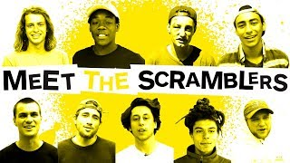 Get to know the Am Scramblers before they detonate the GD Internet–full video premieres here on Monday. 'Bout half these dudes turned pro after the trip, so you know this one's HEAVY!Keep up with Thrasher Magazine here:http://www.thrashermagazine.comhttp://www.facebook.com/thrashermagazinehttp://www.instagram.com/thrashermaghttp://www.twitter.com/thrashermag