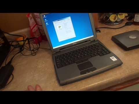 Dell Latitude C400 Sub-Notebook