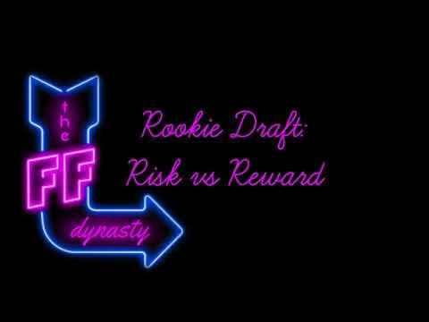 Dynasty Rookie Draft: Risk vs Safety