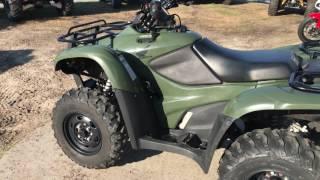 11. 2012 FourTrax Rancher 4x4 ES