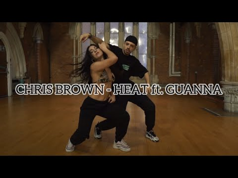 Chris Brown - Heat (Official Video) ft. Gunna || Kasia Jukowska Choreography