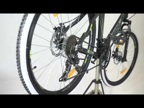 Einstellen einer Fahrradschaltung