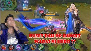 Video New Hero Lancelot - Parah OP Banget Hero Nya, Ga Waras Ini Mah - Mobile Legends MP3, 3GP, MP4, WEBM, AVI, FLV Oktober 2017
