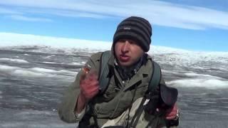 Część 2: https://www.youtube.com/watch?v=X6gj8SCFry4 Odcinek Kangerlussuaq - Ice Cap i z powrotem, ale już w dużej części innym szlakiem. Co do całości ...
