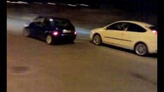 CITROEN SAXO VTS VS FORD FOCUS TDCI VS BMW 320D