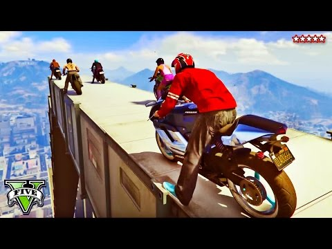 daredevil - In this GTA 5 funny moments video, I did a race called Daredevil, which is a very appropriate name since it starts with a THOUSAND PLUS FOOT DROP! After we reach the ground, we start talking...