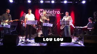 Who's Making Love, Lou Lou band, Metro Music Bar Brno
